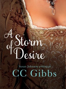 A Storm of Desire Cover