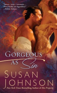Gorgeous as Sin Cover