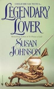 Legendary Lover Cover