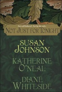Not Just for tonight cover