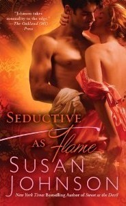 Seductive as Flame Cover