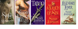 St John-Duras Series Covers