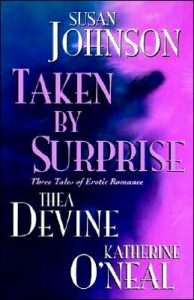 Taken By Surprise Cover