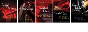 St John Duras Series International Covers
