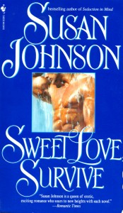 Sweet Love Survive Cover